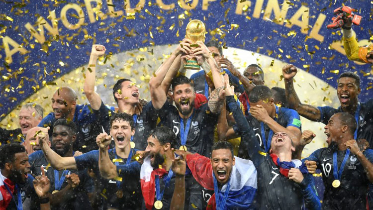World Cup giữ nguyên thể thức 32 đội năm 2022.