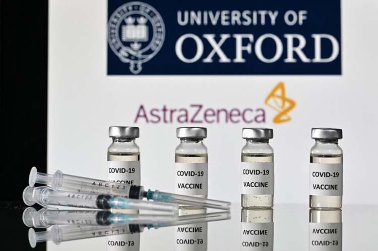 (Việt Nam đã đặt mua và được chấp thuận mua 30 triệu liều vaccine cũng của AstraZeneca. Ảnh minh họa: AFP