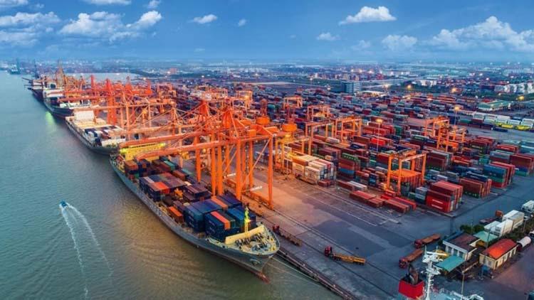 Tính đến 15/2, Việt Nam xuất siêu 2,76 tỷ USD (Ảnh minh họa: KT)