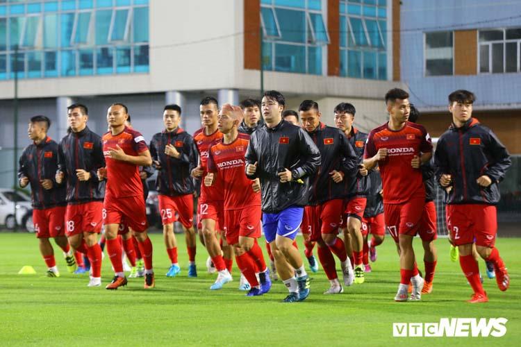 Tuyển Việt Nam đã sẵn sàng trước trận đấu quan trọng với Thái Lan.
