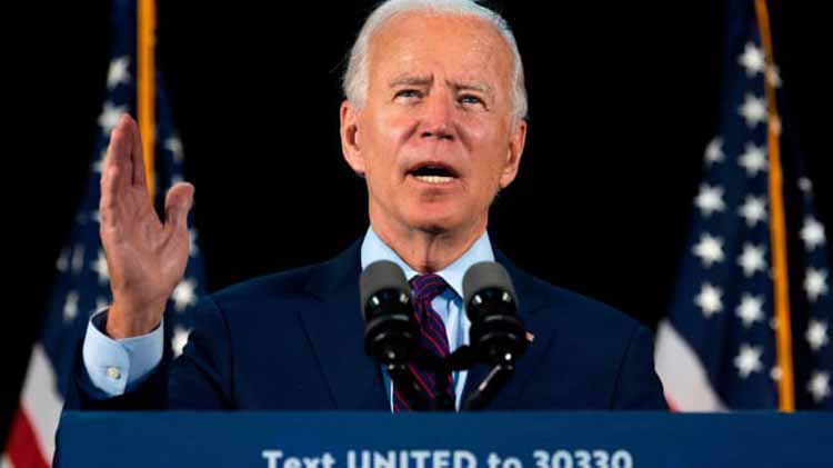 Ứng cử viên Tổng thống Mỹ Joe Biden. Ảnh: CNBC.
