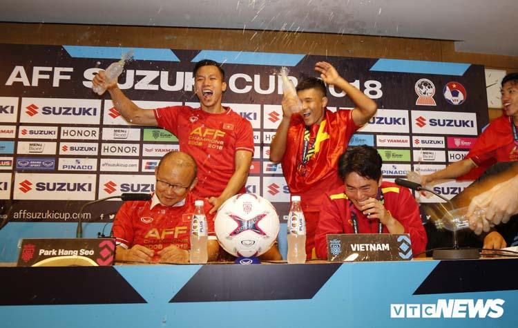 Tuyển Việt Nam đã vô địch Đông Nam Á 2018, một bảo chứng vững chắc cho thành công dưới thời HLV Park Hang Seo.
