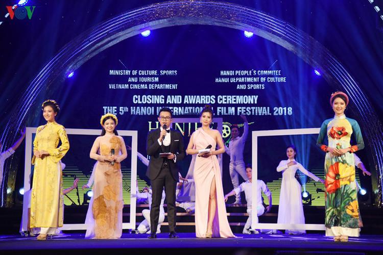 Liên hoan phim quốc tế Hà Nội.