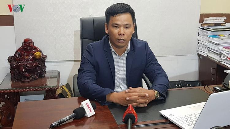 Luật sư Lê Trung Phát -Đoàn Luật sư TP.HCM.