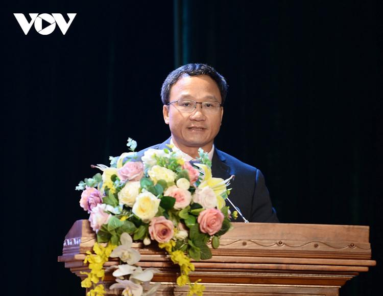 Ông Khuất Việt Hùng, Phó Chủ tịch chuyên trách Ủy ban An toàn giao thông Quốc gia.