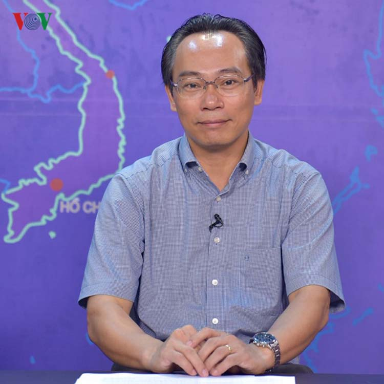 PGS.TS Hoàng Minh Sơn, Hiệu trưởng trường Đại học Bách khoa Hà Nội.