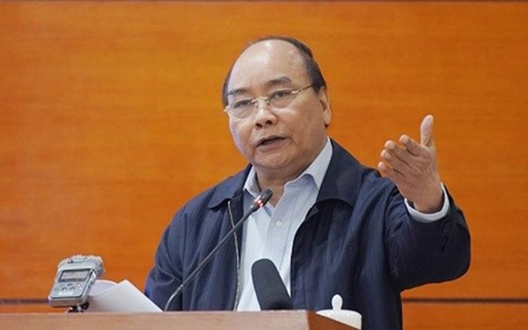Thủ tướng chỉ đạo Chủ tịch UBND Thành phố, tỉnh trực thuộc Trung ương phải chịu trách nhiệm trước pháp luật và trước Thủ tướng về kết quả phòng chống dịch bệnh tại địa phương mình quản lý.